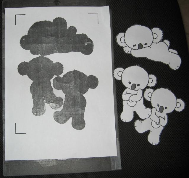 01 - Comment faire un print & cut ? Resultat
