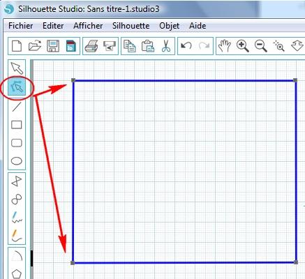 14 - Créer des pointillés dans une forme fermée PointillesFormes_Editer