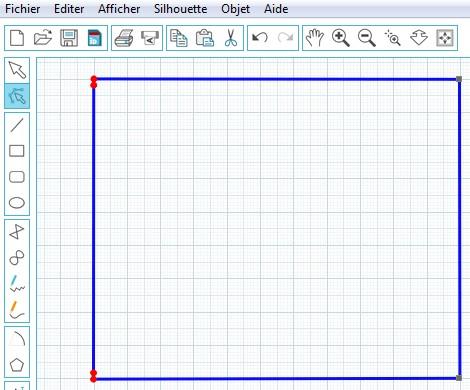 14 - Créer des pointillés dans une forme fermée PointillesFormes_PointCouper
