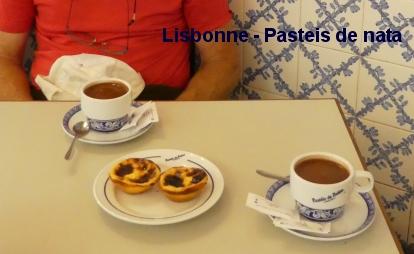Quelques photos PasteisDeNata