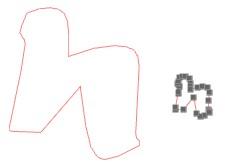 Temps de pause découpe avec silhouette PointPolice_reduit