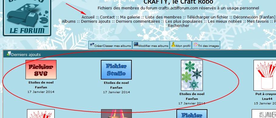 07 - La galerie : ajouter des fichiers en partage DeposeFichieAccueil_5