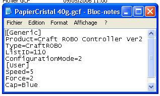 Ajout de matière dans Robo Master ParamMedia