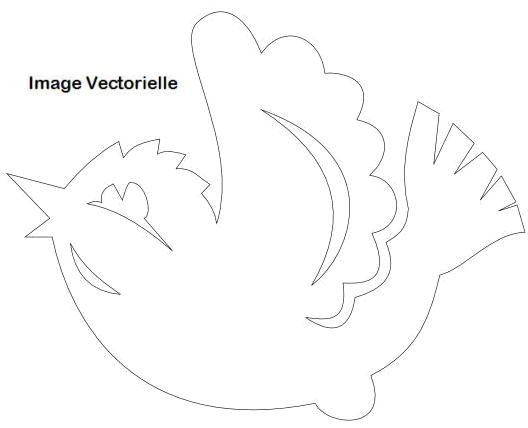 """01 - Qu'est-ce qu'une """"vectorisation"""" ? Pourquoi faut-il vectoriser ? Est-ce indispensable ? Vectoriel"""